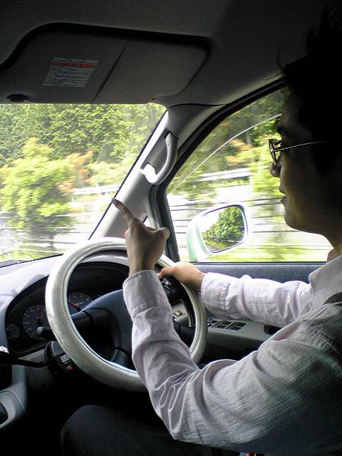 今日の運転